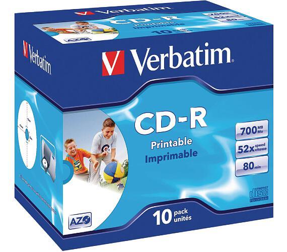 Verbatim CD-R 700MB/80min. 52x