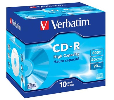 Verbatim CD-R 800MB/90min