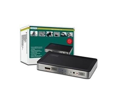 Digitus HDMI přepínač 3 -> 1