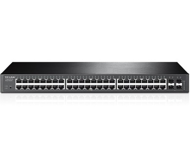 TP-LINK T1600G-52TS(TL-SG2452) JetStream managed switch 48port 48x 10/100/1000Mbps,4xSFP pro MiniGBIC + DOPRAVA ZDARMA