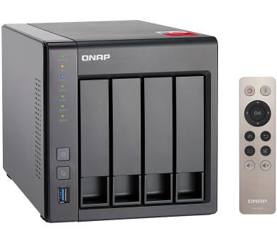 QNAP TS-451+-8G 4-bay