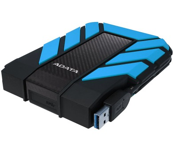 "ADATA HD710P 2TB HDD / Externí / 2,5"" / USB 3.1 / odolný / modrý"