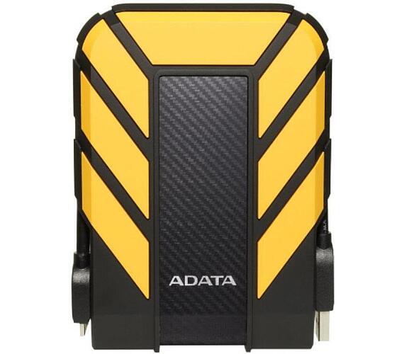 "ADATA HD710P 1TB HDD / Externí / 2,5"" / USB 3.1 / odolný / žlutý"