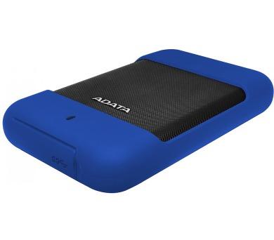 """ADATA HD700 2TB HDD / Externí / 2,5"""" / USB 3.0 / modrý"""