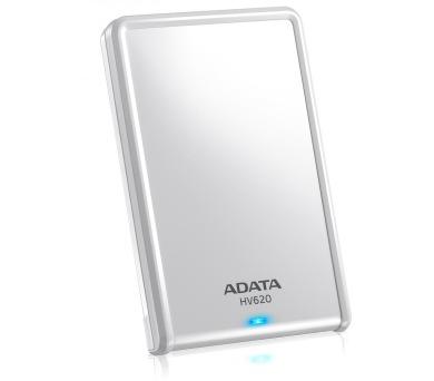 """ADATA HV620 3TB HDD / Externí / 2,5"""" / USB 3.0 / bílý"""