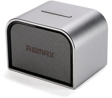 REMAX přenosné repro M8 mini / Bluetooth / kovové tělo /černé