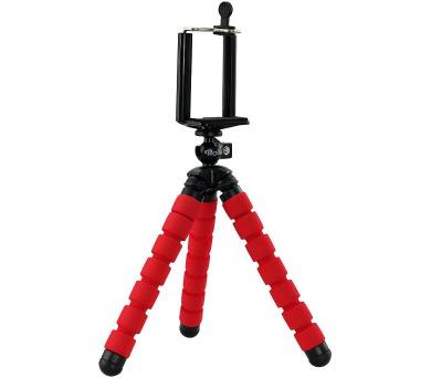Rollei Stativ Selfie Mini/ Červený