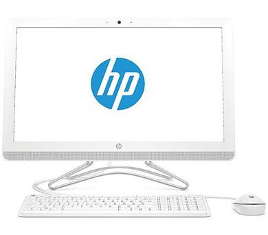 """HP Pavilion 24-e013nc/AiO/23,8""""/AMD A9-9400/8GB/1 TB/AMD Radeon R5/ DVDRW/Win 10 Home (2BZ77EA#BCM)"""