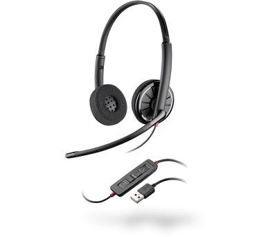 Plantronics BLACKWIRE C320-M USB + DOPRAVA ZDARMA