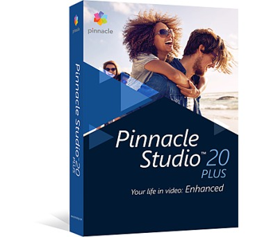 Pinnacle Studio 20 Plus CZ Upgrade + DOPRAVA ZDARMA