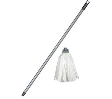 Mop ekologický 110 g s tyčí 120 cm