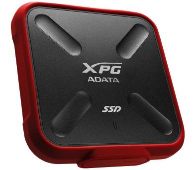 ADATA SD700X 512GB SSD / Externí / USB3.1 / černý