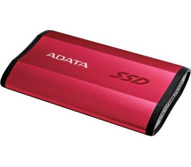 ADATA SE730H 512GB SSD / Externí / USB 3.1 Gen 2 Type-C / červený