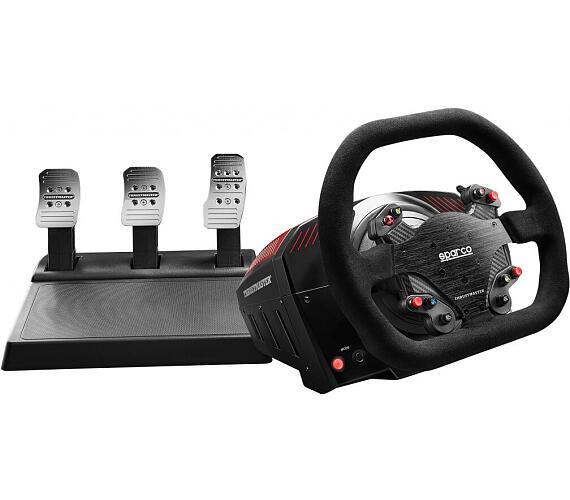 Thrustmaster Sada volantu a pedálů TS-XW Racer - Sparco