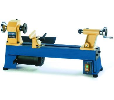 Scheppach dmt 450 - soustruh na dřevo 230 V + DOPRAVA ZDARMA