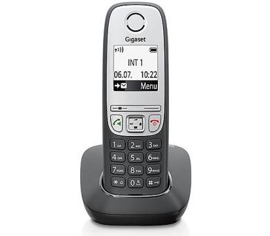 SIEMENS Gigaset A415 - DECT/GAP bezdrátový telefon