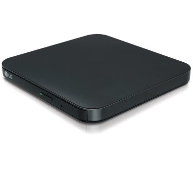 LG DVD±R/RW/ GP95 / DVD 8x / CD 24x / M-disc/ externí slim / černá/ pro Android