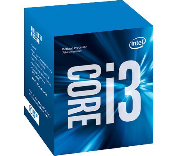 INTEL Core i3-7100 BOX (3.9GHz + DOPRAVA ZDARMA