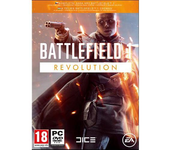 PC - BATTLEFIELD 1 REVOLUTION EDITION 25.8