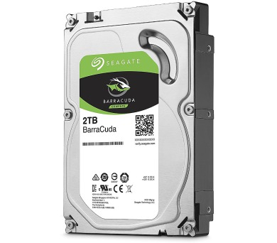 "Seagate BarraCuda 2TB HDD / ST2000DM008 / Interní 3,5"" / 7200 rpm / SATA 6Gb/s / 256MB"