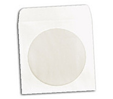 COVER IT Papírový obal na CD/DVD