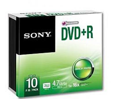 SONY DVD+R 4,7 GB