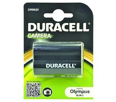 DURACELL Baterie - DR9630 pro Olympus BLM-1 + DOPRAVA ZDARMA