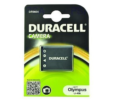 DURACELL Baterie - DR9664 pro Olympus
