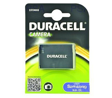 DURACELL Baterie - DR9688 pro Samsung SLB-10A