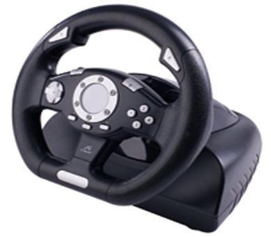 GEMBIRD Steering Wheel TRACER Sierra PC + GAME (JOYTC3121)