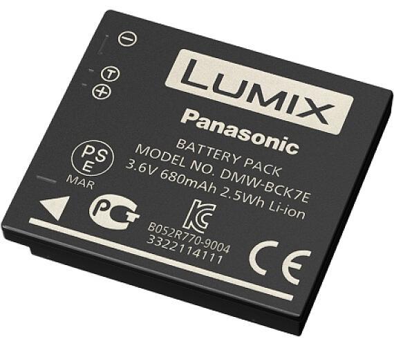 Panasonic DMW-BCL7E baterie pro FT30