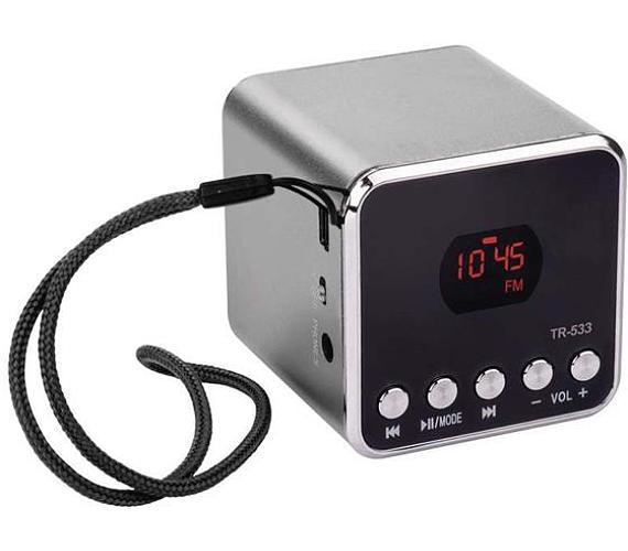 emGo TR533B soundbox - rádio