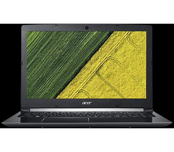 "Acer Aspire 5 (A517-51G-574Y) i5-8250U/4GB+4GB/128GB SSD M.2+1TB/DVDRW/MX150 2 GB/17.3"" FHD IPS matný/BT/W10 Home/Black (NX.GSXEC.001"