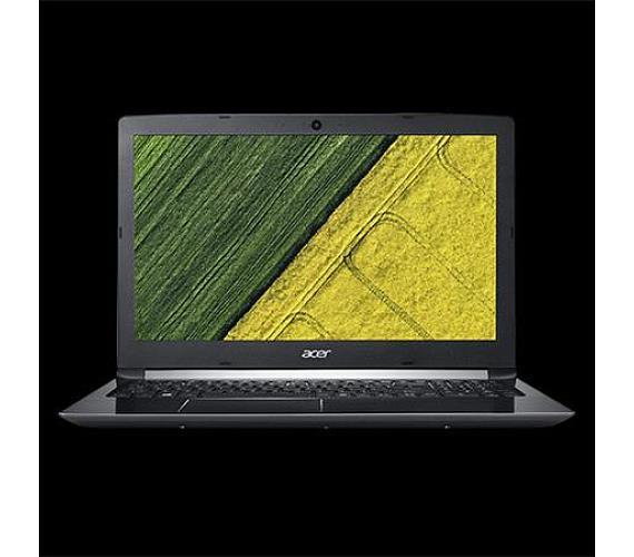 "Acer Aspire 5 (A517-51G-8435) i7-8550U/4GB+8GB/128GB SSD M.2+1TB/DVDRW/MX150 2 GB/17.3"" FHD IPS matný/BT/W10 Home/Black (NX.GSXEC.00"