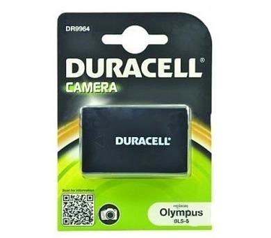 DURACELL Baterie - DR9964 pro Olympus BLS-5 + DOPRAVA ZDARMA