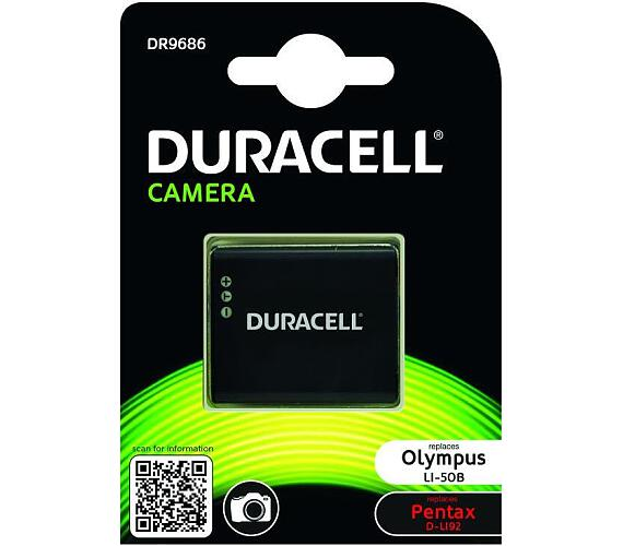 DURACELL Baterie - DR9686 pro Olympus LI-50B