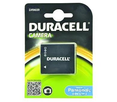 DURACELL Baterie - DR9939 pro Panasonic DMW-BCF10 + DOPRAVA ZDARMA