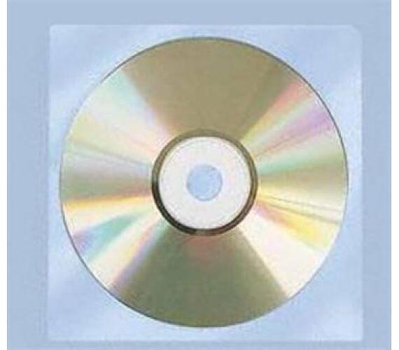 Polypropylenový obal na CD/DVD-bez klipu