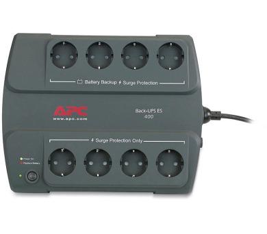 APC Back-UPS ES 400VA 230V German + DOPRAVA ZDARMA