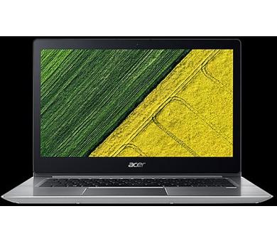 """Acer Swift 3 (SF314-52G-5848) i5-8250U/8 GB+N/A/256GB PCIe SSD+N/MX150 with 2 GB/14"""" FHD IPS/BT/W10 Home/Silver (NX.GQUEC.001)"""