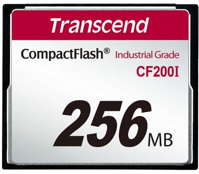 Transcend 256mb Cf Card 80x Sleviste Cz