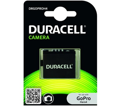 DURACELL Baterie - Náhrada GoPro Hero 4 AHDBT-401 baterie 3,8V 1160mAh