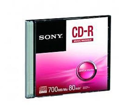 SONY CD-R 700 MB