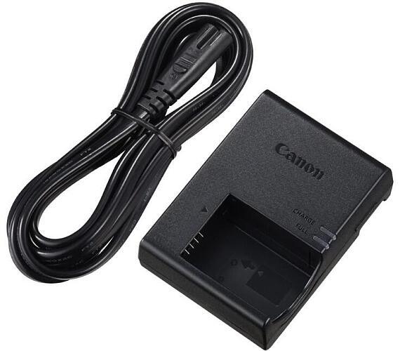 Canon LC-E17E - nabíječka baterií pro EOS200D/750D/760D/800D/77D/80D/M5/M6 (9969B001)