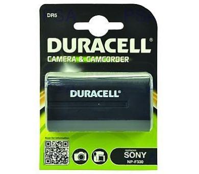 DURACELL Baterie - DR5 pro Sony NP-530 + DOPRAVA ZDARMA