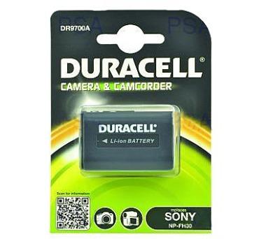 DURACELL Baterie - DR9700A pro Sony NP-FH30 + DOPRAVA ZDARMA