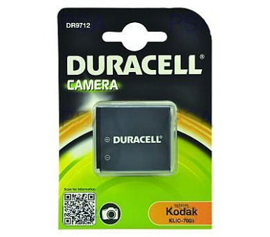 DURACELL Baterie - DR9712 pro Kodak KLIC-7001