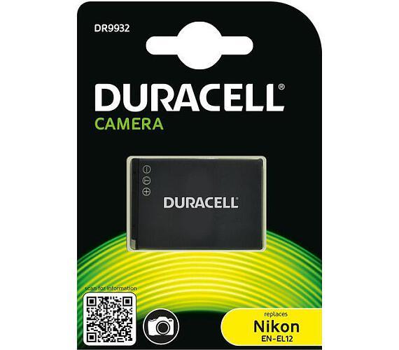 DURACELL Baterie - DR9932 pro Nikon EN-EL12