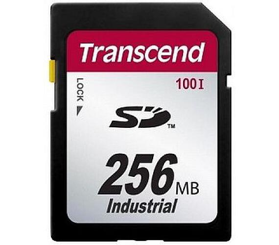 Transcend 256MB SD průmyslová paměťová karta (TS256MSD100I)