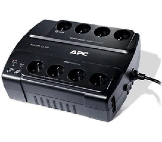 APC Back-UPS ES 550VA (330W) Power-Saving + DOPRAVA ZDARMA